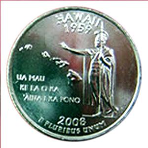 50州25セント硬貨(ごじっしゅうにじゅうごせんとこうか):裏