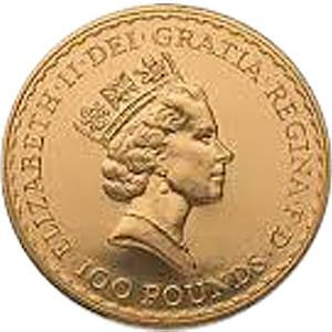 ブリタニア金貨(ぶりたにあきんか)