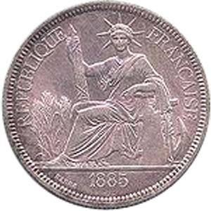 インドシナ貿易銀(いんどしなぼうえきぎん):表