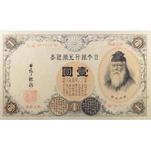 日本銀行券兌換銀行券(にほんぎんこうだかんぎんこうけん )