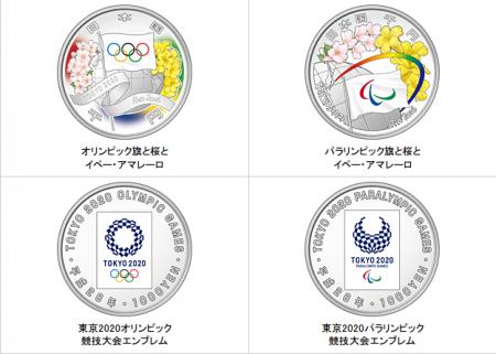 東京オリンピック記念硬貨